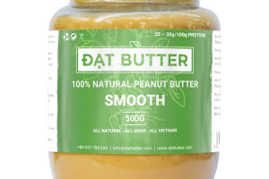 500G_100%-Peanut_Smooth
